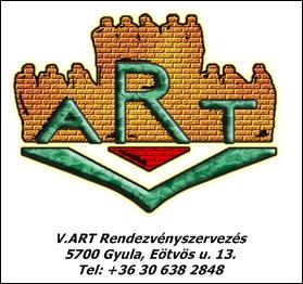 V.ART Logo